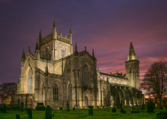 Dunfermline Abbey, Scotland. (iancook95) Tags: dunfermline abbey