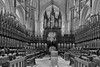 Choir Stalls LIncoln Cathedral (Geoff France) Tags: church minster cathedral mono monochrome blackandwhite interior architecture