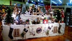Christmas display! 365/23 (Maenette1) Tags: christmas display jacksfreshmarket menominee uppermichigan flicker365 michiganfavorites project365