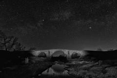 one night in Provence - old roman bridge (Ludo_M) Tags: vaucluse provence france roman oldromanbridge longexposure sigma wideangle fullframe milky milkyway voielactée night nuit bridge pont antiquity bonnieux apt luberon pontjulien 20mmf14dghsm|art015 canoneos6d canon eos 6d