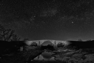 one night in Provence - old roman bridge