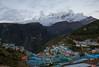 Namche Bazar _07_ vedere (Valentin Groza) Tags: himalaya nepal everest base camp trek trail namche bazar hinku himal ri kongde landscape mountain