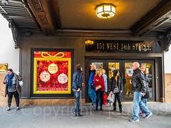 Macy's Herald Square, 151 West 34th Street, New York City (jag9889) Tags: 2017 2017holidaywindowdisplay 20171127 34thstreet architecture building christmas departmentstore display entrance heraldsquare holiday house lamp macy macys manhattan midtown ny nyc newyork newyorkcity outdoor pedestrian people plaque retail shopping sidewalk storewindow streetscape text usa unitedstates unitedstatesofamerica window door jag9889