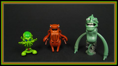 Tentacules (Karf Oohlu) Tags: lego moc figure fantasy tentacles horror