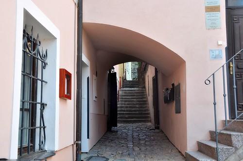 Trebic, Juedisches Viertel