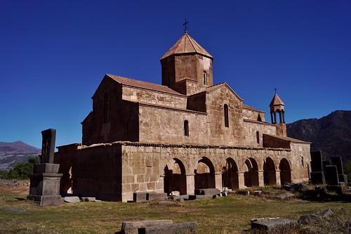 Odzun - monastère 1