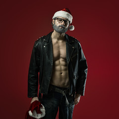 Tough santa claus (n_lev44) Tags: ifttt 500px winter old strong christmas beautiful season adult man body style model sport serious caucasian healthy sexy young guy naked male december new costume holiday torso xmas muscle handsome abs celebrate celebration present attractive bodybuilder santa bad year sack fit fitness muscular athletic claus bodybuilding rocker tough gray hair red bag