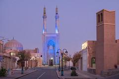 Mornigs in Yazd (★ Angeles Antolin ★) Tags: desert iran yazd