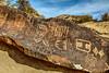 "Grapevine Canyon Petroglyphs (James Marvin Phelps) Tags: jamesmarvinphelpsphotography jamesmarvinphelps area grapevine laughlin mead nationalrecreation nevada petroglyphs canyon lake photography ""jmpphotography""jmp"