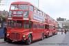 SP083-080981 (andrewcolebourne) Tags: london londonbus londontransport goldersgreen station aec parkroyal prv routemaster r2rh rm1000 100bxl tc croydongarage rm8 vlt8 sp sidcupgarage rm848 wlt848 v turnhamgreengarage