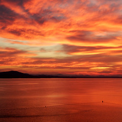 Soñando atardeceres - Dreaming sunsets (nuska2008) Tags: nuska2008 nanebotas atardecer sunset olympussz30mr clouds nubes marmenor tramonto murcia españa belleza nwn ocaso colorido dreamingsunsets harmonyofsee water seaoftranquility