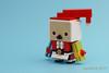 tkm-DanboChristmas-1 (tankm) Tags: danbo danboard christmas snowman lego