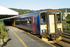 153369 (R~P~M) Tags: england uk unitedkingdom greatbritain train railway dmu diesel multipleunit 153 firstgreatwestern bath somerset