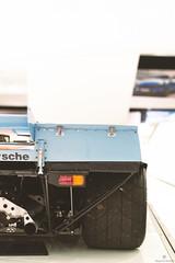 Wide Enough? (Beyond Speed) Tags: porsche 917 supercar supercars cars car carspotting nikon racecar automotive automobili auto automobile museum porschemuseum germany stuttgart orange blue gulf