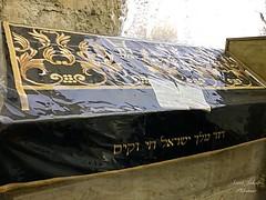30 - Dávid Király sírja / Hrobka kráľa Dávida