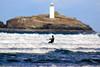 IMG_5841 (colin.banfield) Tags: godrevy cornwall cornish colinbanfield beach lighthouse kitesurfing white island storm waves surf sea coast coastal