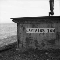 captains inn (Bernie Vander Wal) Tags: yashicalm ilfordhp5 standdeveloped hc110