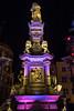 Jan von Werth (gklheim) Tags: köln cologne alter markt brunnen jan von werth weihnachten illumation licht bunt nacht fotos nachtfotografie dunkel