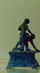 Bronze Sculpture. British Museum. London, England (Exner Lover) Tags: england london britishmuseum sculpture
