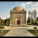 Buchara UZ - Samanid Mausoleum 05