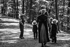 Amish Family Outing (57rroberts) Tags: bw fingerlakes newyork outdoors taughannockfalls