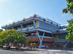 Gedung Keuangan Negara Denpasar (Ya, saya inBaliTimur (leaving)) Tags: denpasar bali architecture arsitektur building gedung office kantor