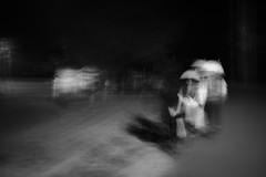 Trick Or Treat no.7 (SopheNic (DavidSenaPhoto)) Tags: fujinon35mmf14 impressionisticphotograph bnw halloween bw imc fujifilm monochrome intentionalcameramovement blur xt2 blackandwhite acros mono impressionism