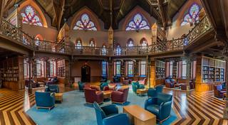 Chancellor Green Library