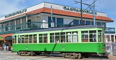 Streetcar 1814 (Charles Dawson) Tags: streetcar sanfrancisco