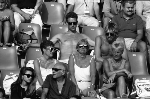 380 Swimming EM 1991 Athens