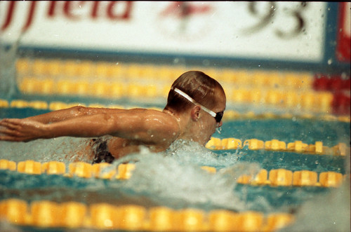 159 Swimming EM 1993 Sheffield
