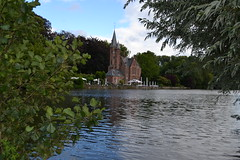 Bruges, On the shores of the lake (marcomedinas_3) Tags: world water newplace explore europe emotion elegant elements d3100 belgium details travel tour traditions turist tree trip attractions sky museum light nikkor nikon discovery colors photography photo photos park art sun free green glamour lights happiness holland hiddenplaces june clouds lake bruges nofiltrer nature naturalcolor national moment monument castle