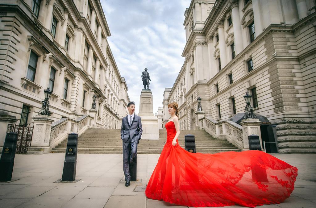 倫敦婚紗,拜伯里婚紗