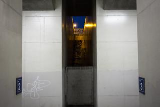 Station Antwerpen-Luchtbal - Graffiti