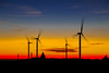 Wind sunset (Flymage) Tags: wind sunset turbine electricity silhouette conservation resource sunrise mill electric windfarm alternative energy night nature global spin station carbon shadow warming landscape generation windpower generate windmill dioxide sun figure sky powerplant innovation industry environmental rotate climate rotation uprise driven change white environment technology industrial generator power renewable vianadocastelo portugal viana serra arga minho staluzia