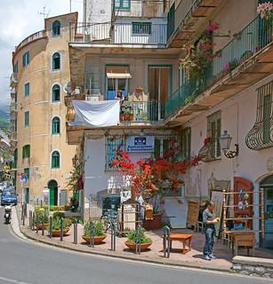 Maiori, Amalfi Coast, Province of Salerno, Campania, Italia, Italy