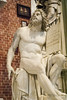 Basilica dei Frari, Venice, Italy (Tiphaine Rolland) Tags: venice venise venezia italie italy italia nikond3000 d3000 nikon basilicadeifrari sculpture statue titien tiziano basilica basilique