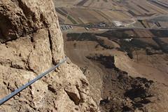 Virage dans la voie (fuchs.ludovic) Tags: escalade montagne falaise rocher iran