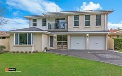 16 Aberdeen Place, Stanhope Gardens NSW