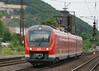 DB Regio 440 303 - Gemünden am Main (Neil Pulling) Tags: gemündenammain gemündenmain gemünden bahn railway train transport bayern bavaria germanrailways germany dbregio 440303 baureihe440 alstomdeutschland et440 coradia