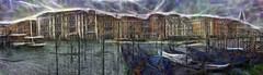 Venecia - Veneto - Italia (Antonio-González) Tags: venecia italia veneto canales gondola angovi