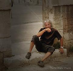 Moi en Arles ... ( P-A) Tags: arles visite provence soleil nature exposant rencontresarlesphotographie amis ruines ateliers photos simpa©