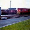 DA 11  29/08/1982 Te Rapa, NZ (DX 5517) Tags: da11 11 daclass emdg12 g12 nzr nzrlocomotive terapalocodepot humpshunter humpswitcher hamilton newzealand