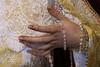 Besamanos - Virgen del Reposo (La Corza) - Diciembre 2017 (Manuel Francisco Álvarez Ruiz) Tags: virgen nuestra señora maría santísima reina madre dolorosa imagen besamano cultos iglesia parroquia barrio semana santa sevilla lito fotos fotografías altar