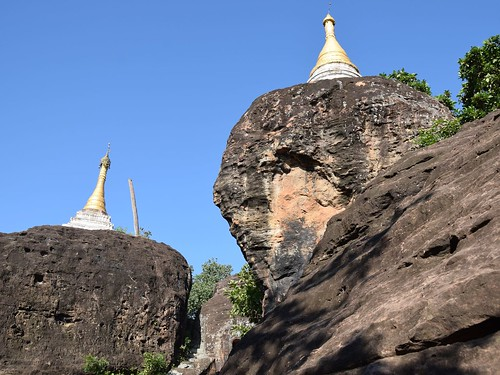 Pho Win Taung caves  / Monywa, Myanmar/