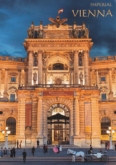 Vienna, Austria postcard (katya.) Tags: postcard postcrossing austria sunirise