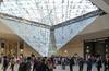 The Louvre (faasdant) Tags: musée du louvre paris france art museum carrousel shopping center mall