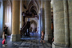 St. Christoffelkathedraal, Roermond, Limbourg, Pays-Bas (claude lina) Tags: claudelina canon paysbas hollande nederland limburg limbourg roermond roermonde église church stchristoffelkathedraal cathédrale cathedral cathédralesaintchristophe