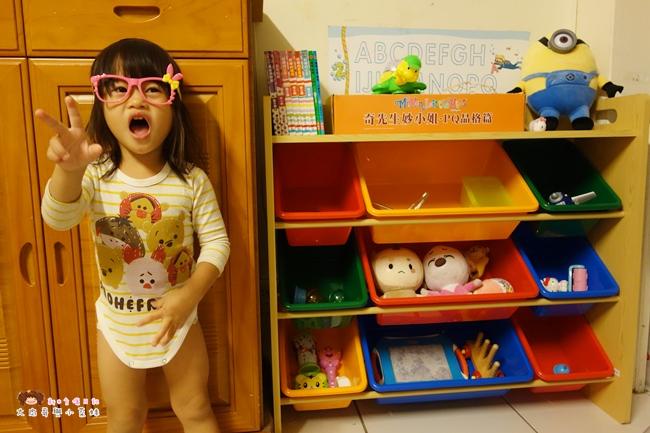 《育兒收納》DELSUN 九格玩具收納架 繽紛彩虹~容量大好收納不佔空間,環保無毒不受蟲蛀,給玩具一個專屬的家!親子推薦