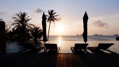 Infinity Edge Pool - Conrad Koh Samui (Matt@TWN) Tags: conrad kohsamui hotel hilton resort